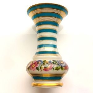 VINTAGE floral vase 💐